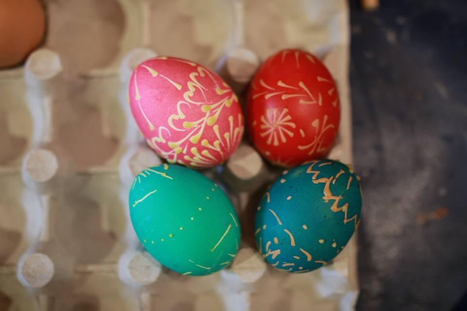 Wielkanoc na dawnej wsi