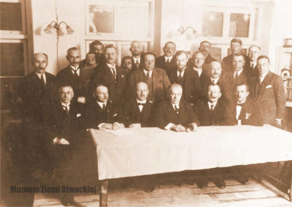 Rada Miasta 1919 r.